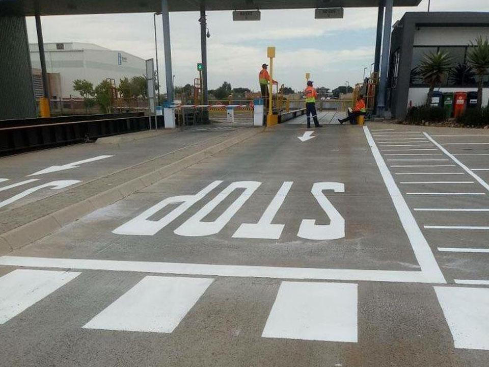 Parking Areas, Premises